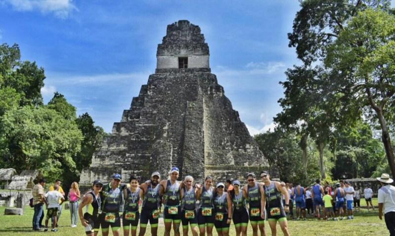 Triatlón Hombre Maya
