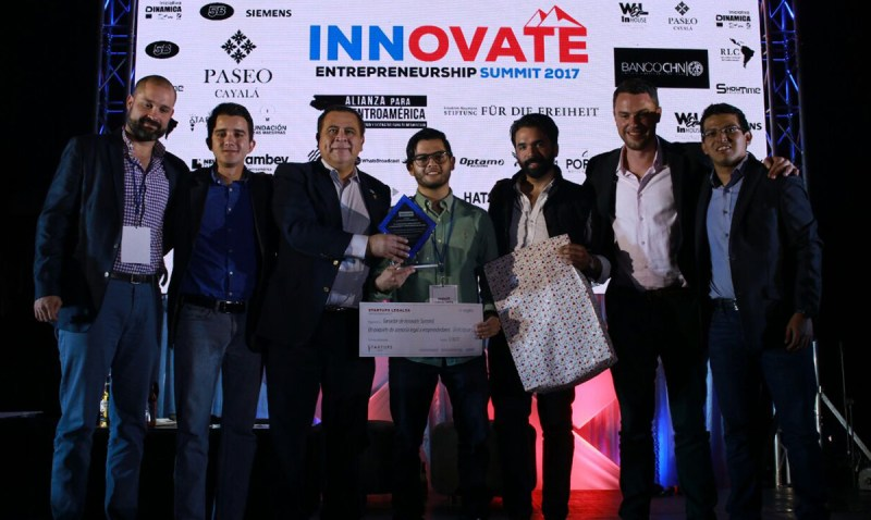 INNOVATE Summit reúne más de 700 emprendedores
