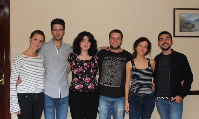 Músicos españoles en Quetzaltenango