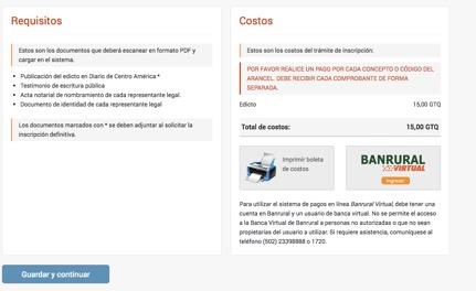 sa 4 - Cómo realizar una Constitución de Sociedad Anónima en Guatemala
