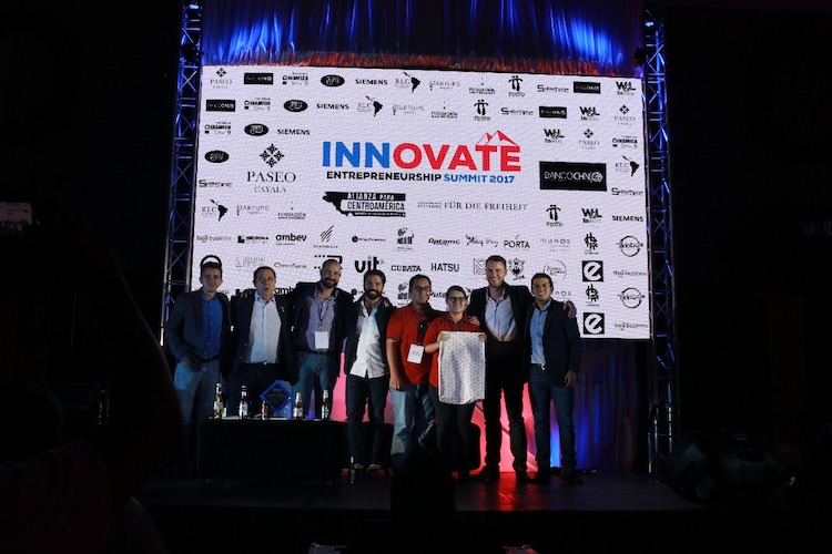 segundo lugar del premio innovate - INNOVATE Summit reúne más de 700 emprendedores