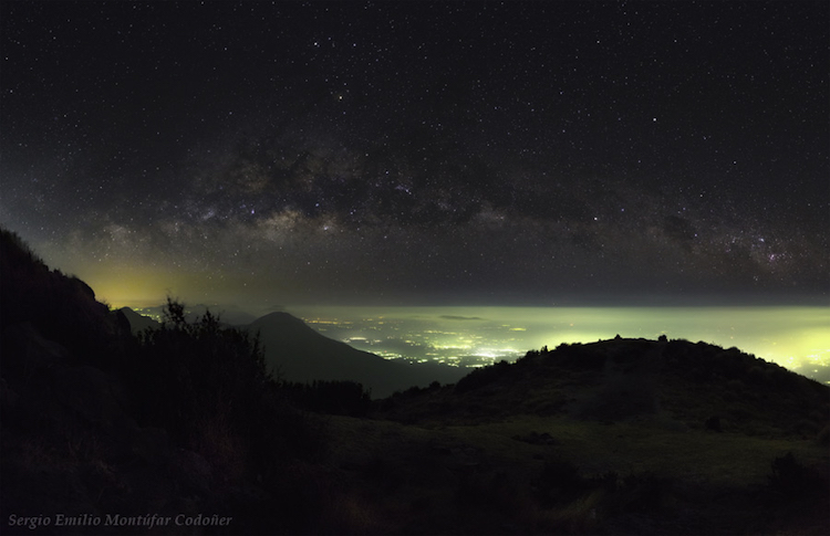 2 1 - Sergio Montúfar el astrofotógrafo de Guatemala