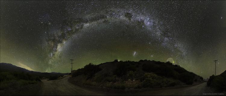 4 - Sergio Montúfar el astrofotógrafo de Guatemala