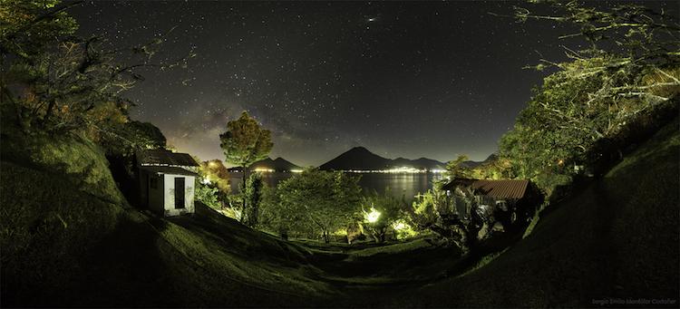 6 - Sergio Montúfar el astrofotógrafo de Guatemala