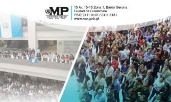 La función del Ministerio Público en Guatemala