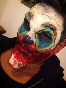 img 0859 - Personajes de terror cobran vida en Halloween