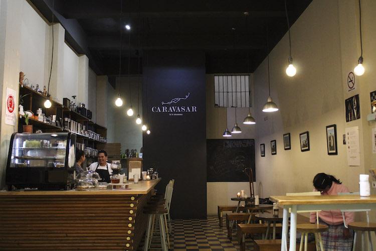 img 7002 3 - Sala de té Caravasar