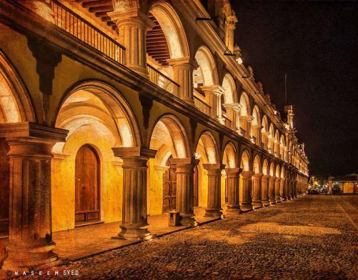 palacio de los capitanes la antigua guatemala foto por waseem syed - 10 Centros Culturales de Guatemala