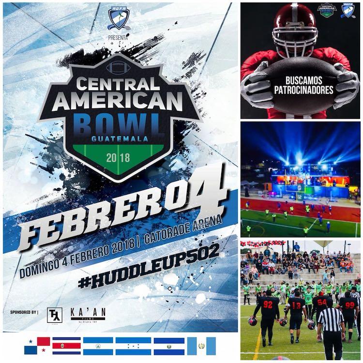 e63afd02 0baa 44ab a02f b4377e2bd7be - Por primera vez Guatemala será sede del Centroamericano de Fútbol Americano