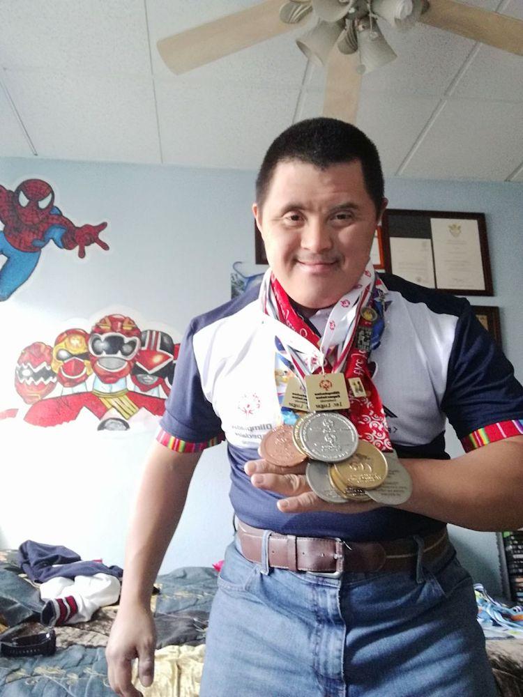 2018 02 05 photo 00000007 - Charly es Campeón Mundial de Olimpiadas Especiales