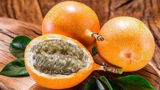 foto granadilla 1 651x367 - 10 Frutos nativos de Guatemala