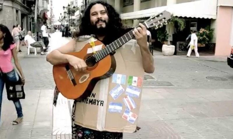 Junio Jocol busca con música reflexionar los problemas sociales