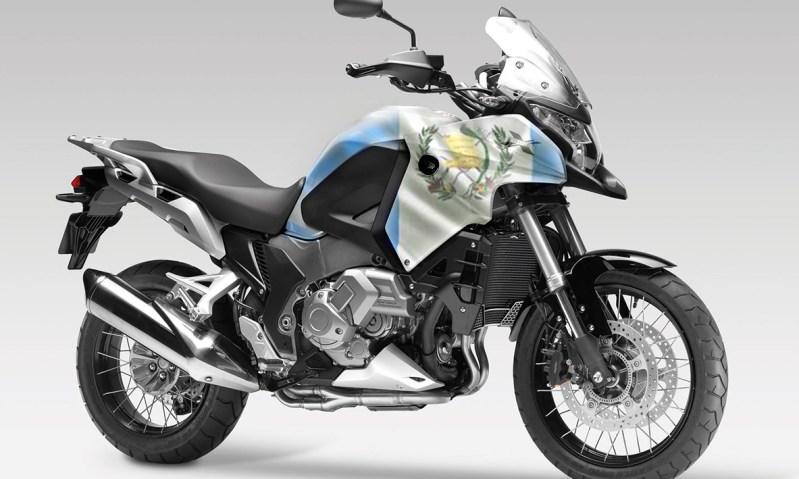 Las motocicletas más vendidas en Guatemala