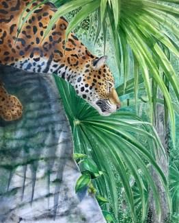 img 0875 - Especies en peligro de extinción en las pinturas de Robin Schiele