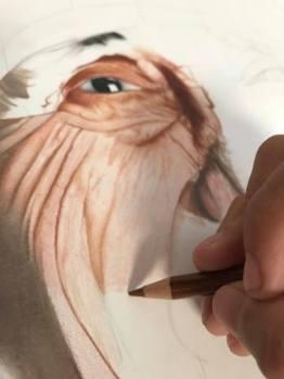 16996104 1856189741336000 7130479792132784501 n - Retratos idénticos de la mano de un joven chapín