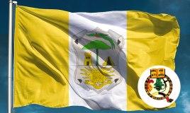 Bandera y Escudo del Departamento de Quiché