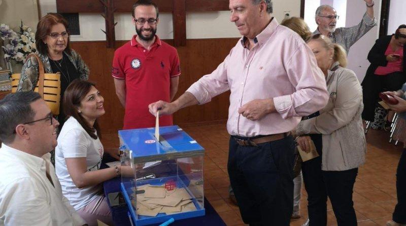 Manuel García Campillo nombrado Hermano Mayor del Nazareno