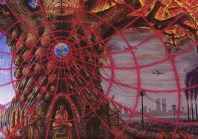 Alex Grey Gaia WTC