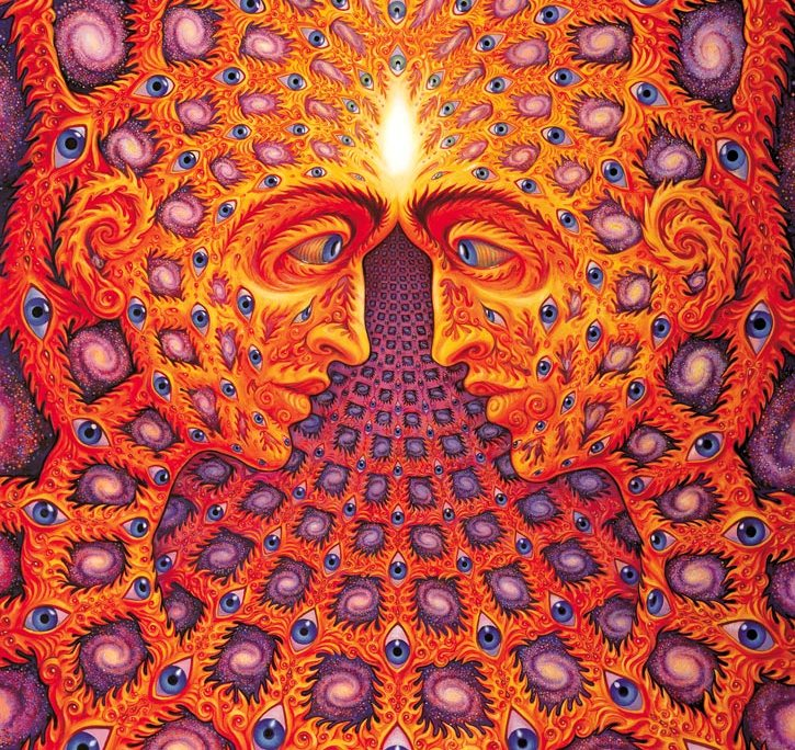 One – Alex Grey
