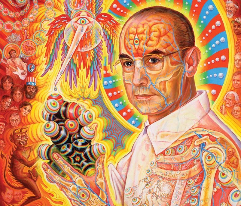 Saint Albert – Alex Grey