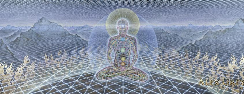 Theologue – Alex Grey