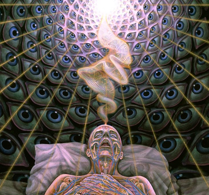 Dying – Alex Grey