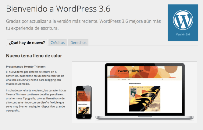 wordpress-3.6-twenty-thirteen
