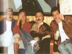 Pablo Escobar Gaviria y Popeye