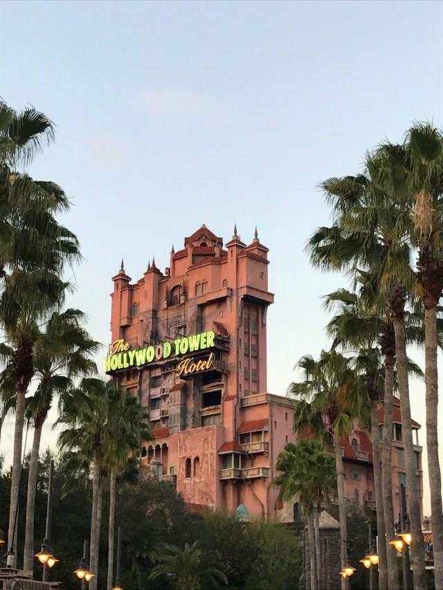 Hollywood Tower - Hollywood Studios Disney