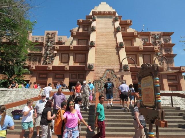Pavilhão do México no Epcot