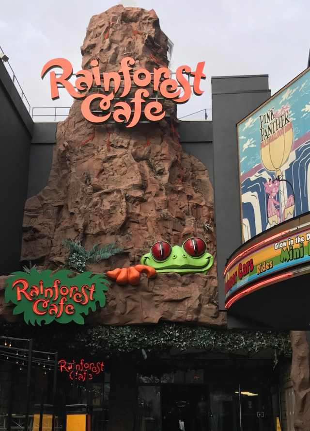 Rain Forest Niagara Canada