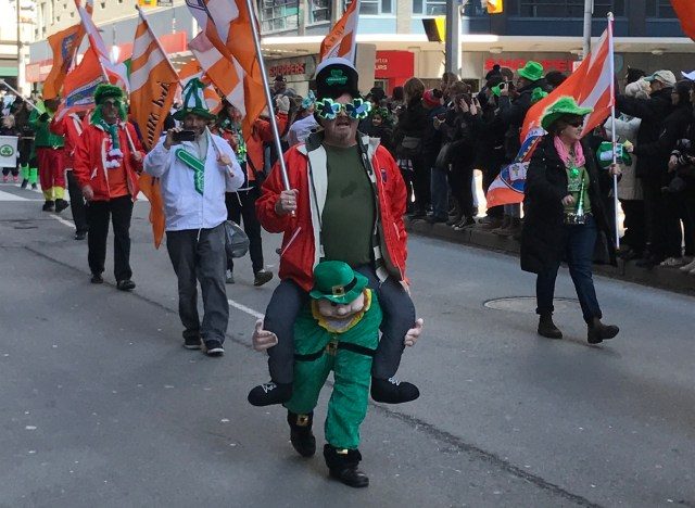 St Patrick's em toronto