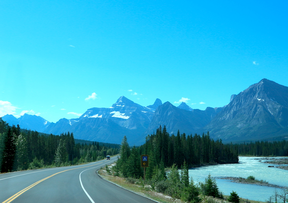 Viagem de motorhome pelas montanhas rochosas canadenses - Parte 1 de 6