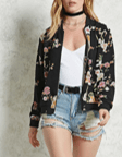 Fall 2017 - Floral Jacket