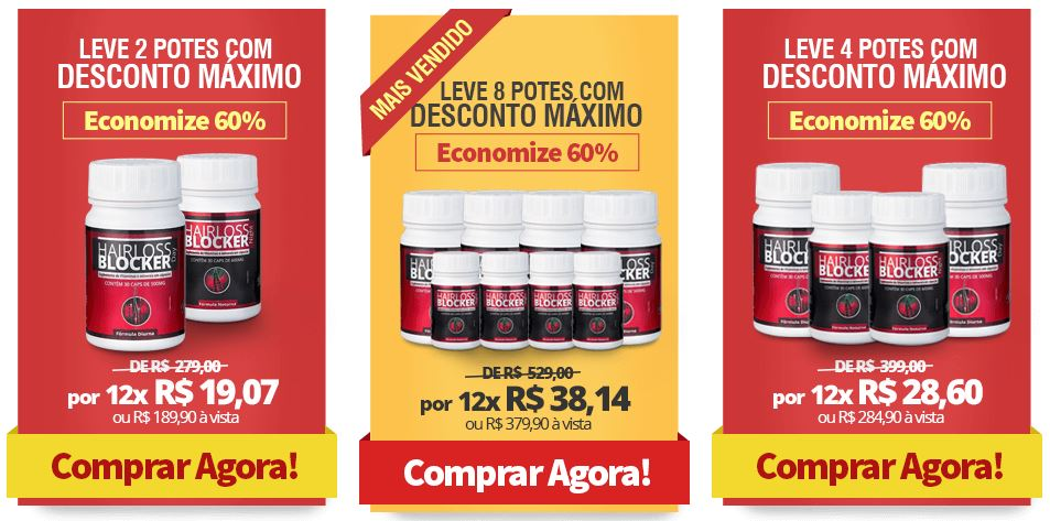 hairloss blocker funciona mesmo
