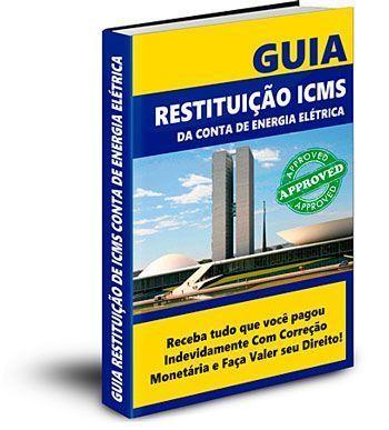 Guia de Restituição do ICMS da Conta de Energia Elétrica Funciona