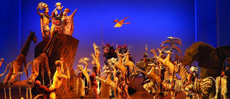 Sabe qual é o maior musical da Broadway? O Rei Leão!