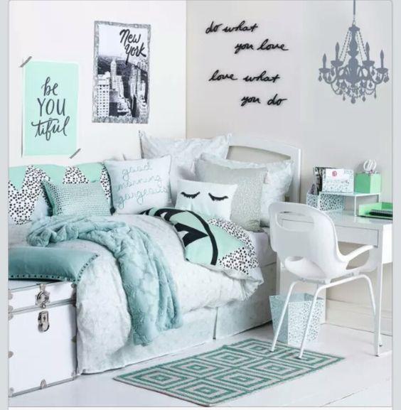 Inspiração – Decoração Azul Tiffany