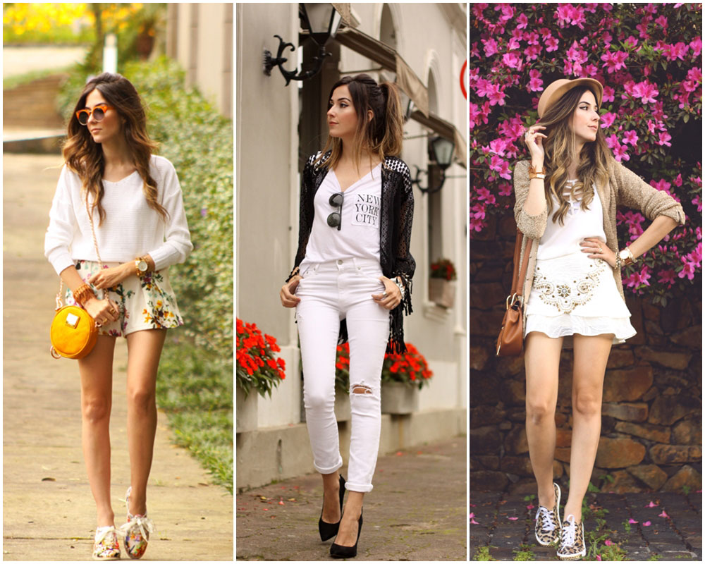 Fashion Coolture Outono White