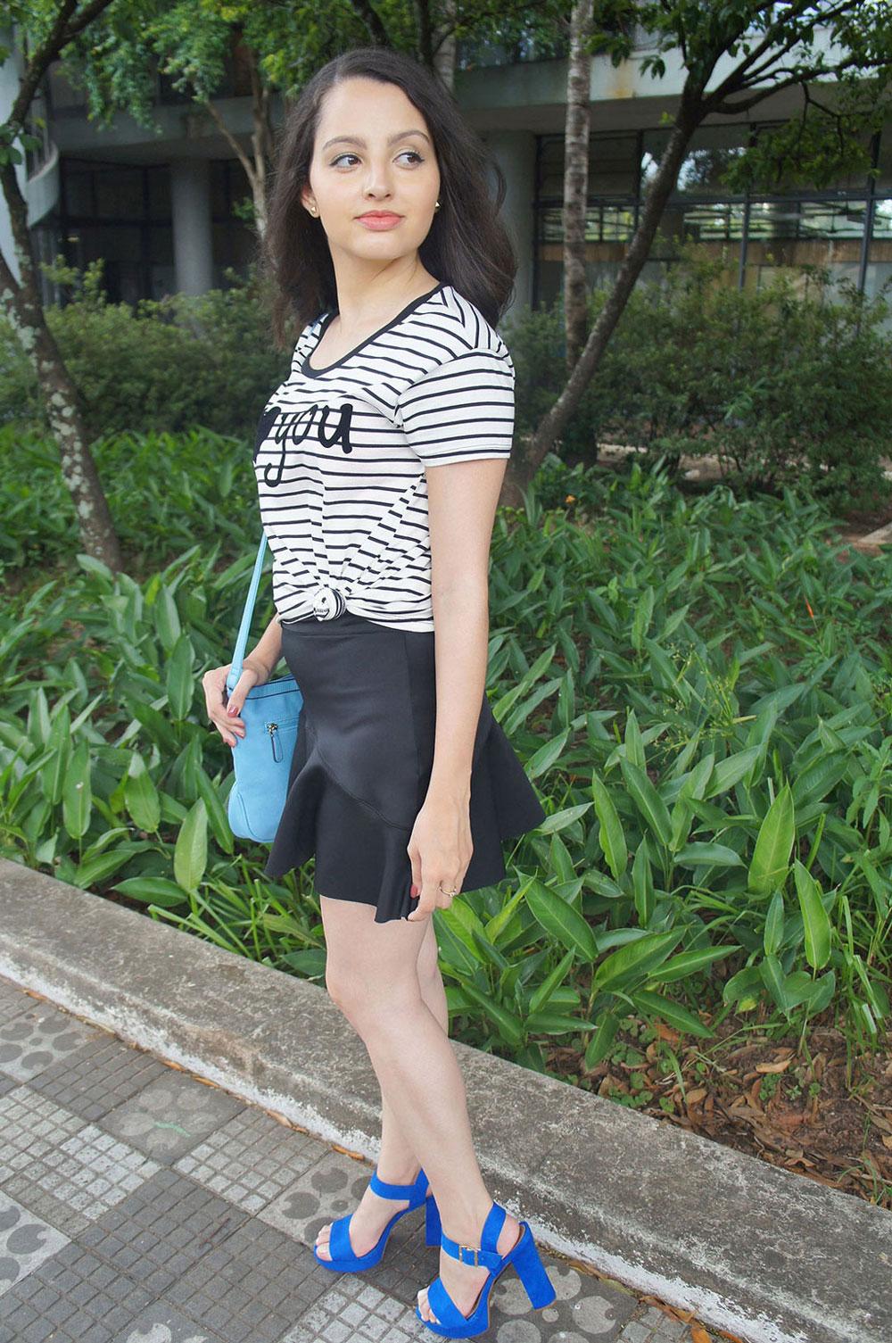 Look Blusa de Listra PB