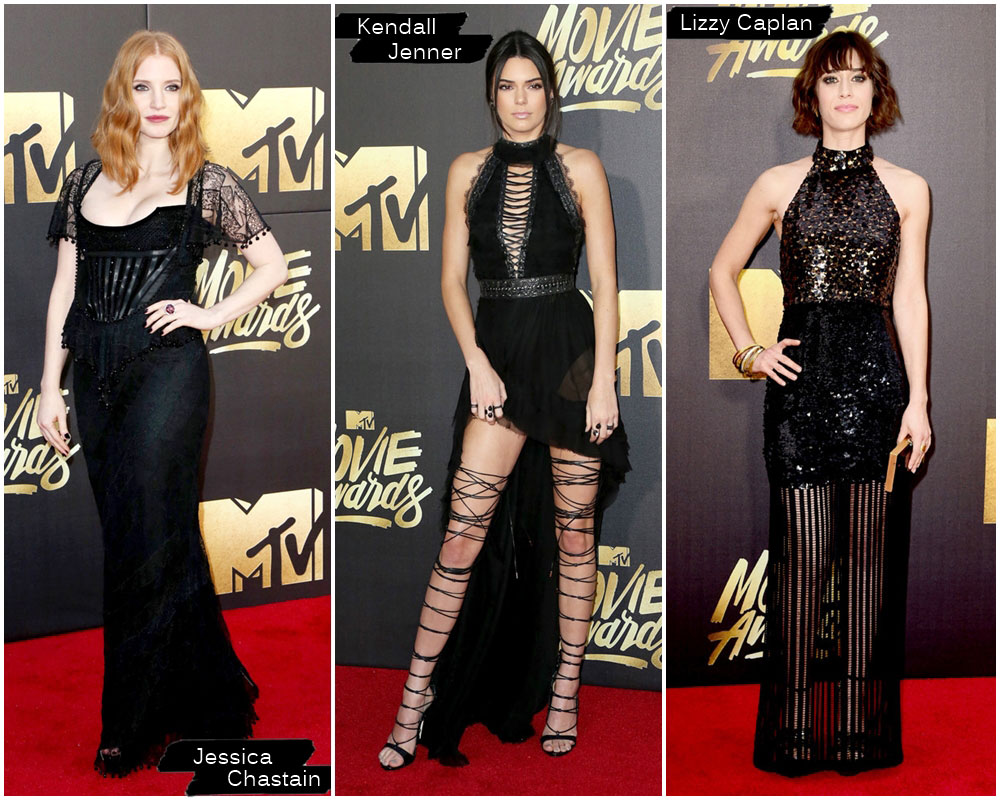 MTV Movie Awards - Red Carpet