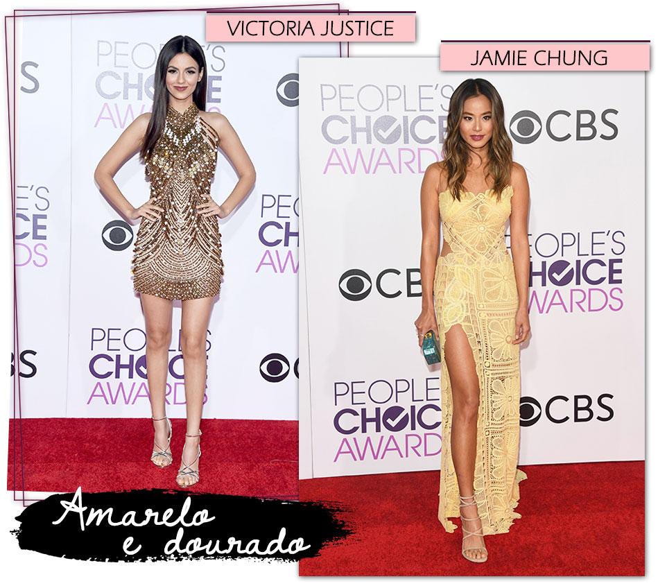 People Choice Awards 2017 Red Carpet