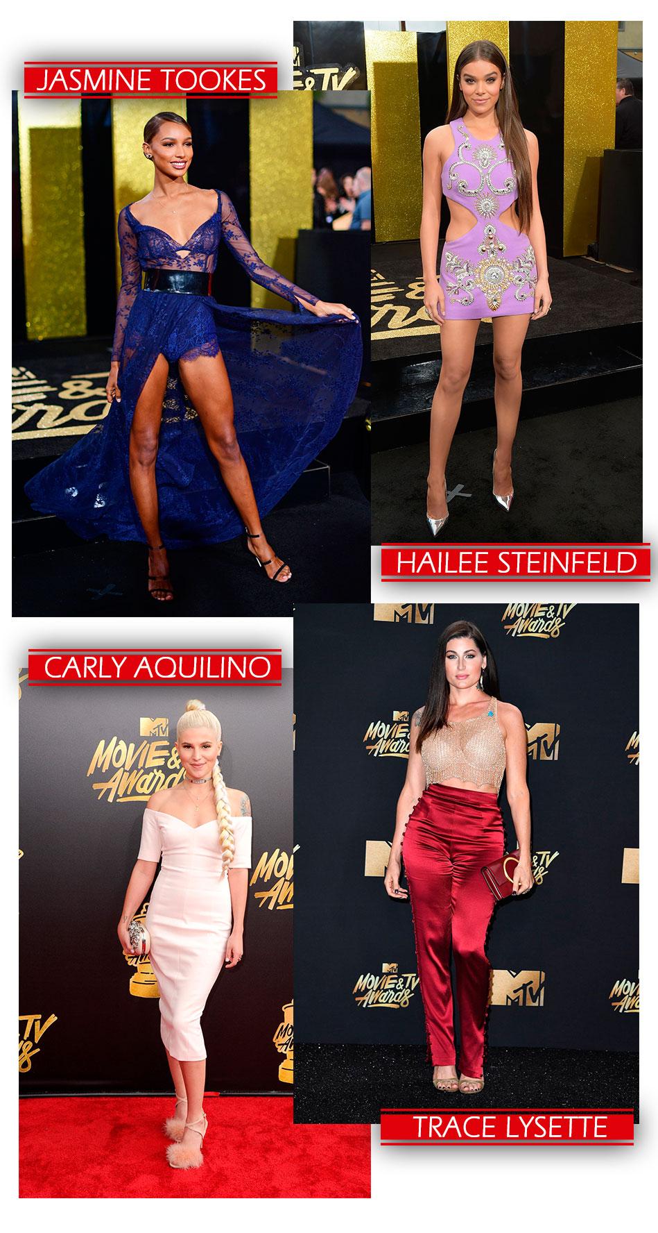 Red Carpet MTV Movie Awards