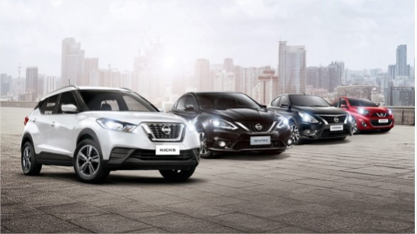 Nissan mobilidade para Todos PCD