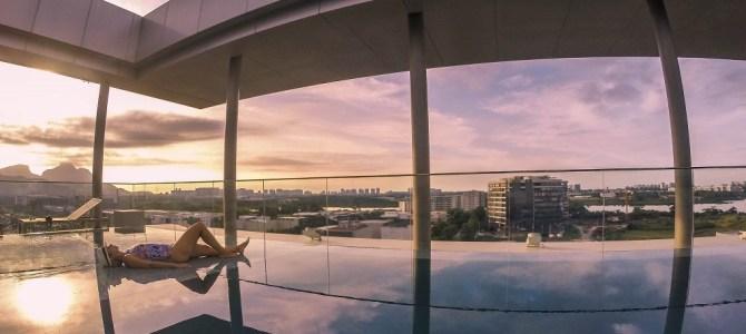 Hilton Barra – O Elegante e moderno 5 estrelas da Barra