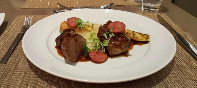 Restaurante Abelardo – Sofisticado e saboroso restaurante do Hilton.