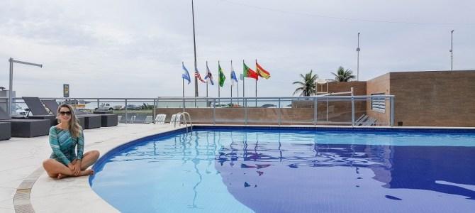Brisa Barra Hotel – Maravilhoso frente mar na Barra da Tijuca