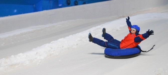 SNOWLAND, primeiro parque de neve indoor das Américas e único no Brasil