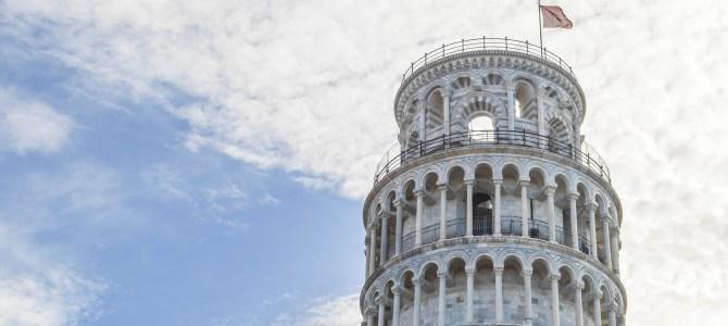 Torre de Pisa – A famosa torre inclinada