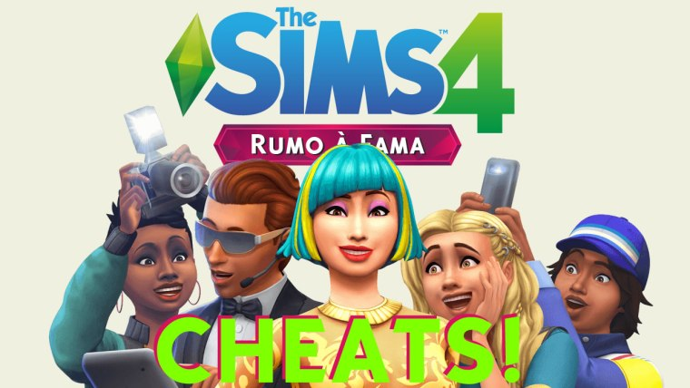 Conheça os Cheats do The Sims 4 Rumo à Fama // Mundo DRIX